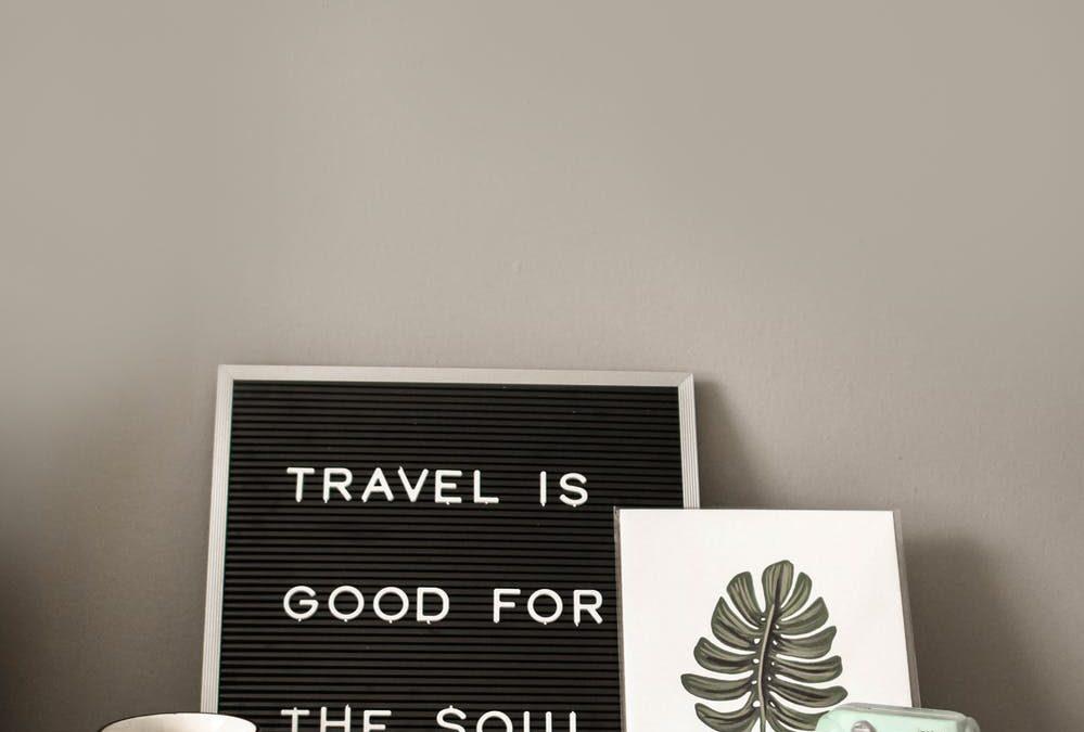 De beste manier om reclame te maken terwijl je op reis bent